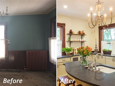 HGTV :: House Hunter Renovations :: Before & After   KMID