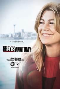 [PHOTO] 'Grey's Anatomy' Season 15 Key Art — Plus ...