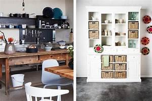 Küche Offene Regale : offene k chenregale stylen ~ Markanthonyermac.com Haus und Dekorationen