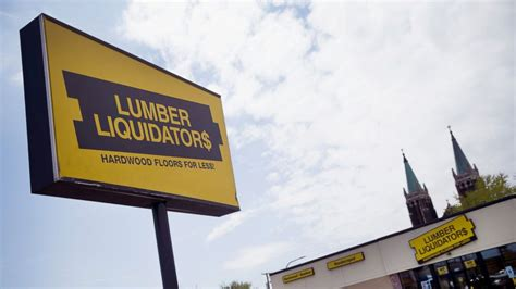 Lumber Liquidators Fresno Ca by Lumber Liquidators Flooring From China What You Need To