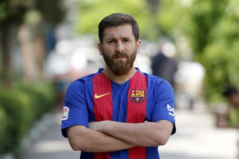 Mar 30, 2021 · lionel messi is a soccer player with fc barcelona and the argentina national team. Student Looks So Much Like Lionel Messi Police Impounded ...