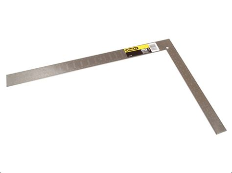 what is a square in roofing stanley sta145530 roofing square 600 x 400mm 1 45 530