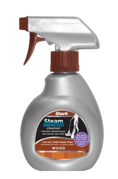 Shark Steam Energized Cleanser Multi Floor by Shark Steam Energized Cleanser Spray Wood Rsw100