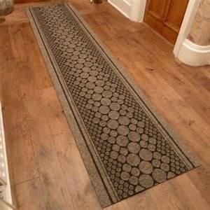 Teppich Laeufer Flur : kork braun l ufer teppich flur matte f r langer anti rutschfest gel unterseite ebay ~ Frokenaadalensverden.com Haus und Dekorationen