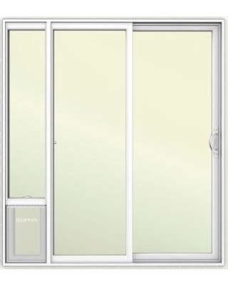 special pet doors 72 in x 80 in white right