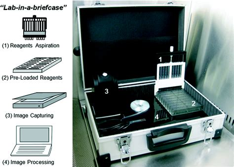A lab-in-a-briefcase for rapid prostate specific antigen ...