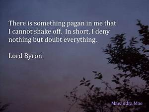 Pagan Quote by ... Pagan Wiccan Quotes