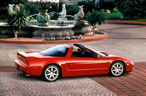 larry ellison gave acura nsx supercars to friends as gifts