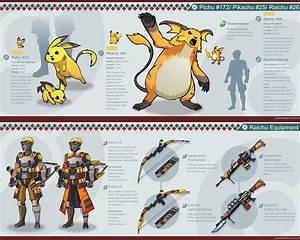 Pokemon Hunter Raichu