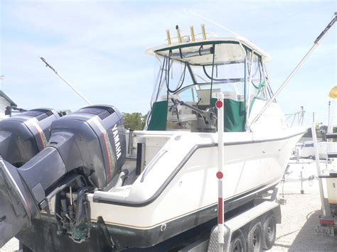 Pursuit Boats 2870 Wa by 1998 Pursuit 2870 Wa The Hull Boating And
