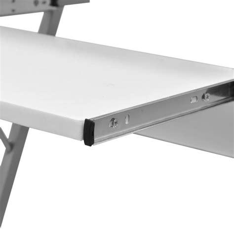 ordinateur de bureau solde la boutique en ligne table de bureau blanche pour