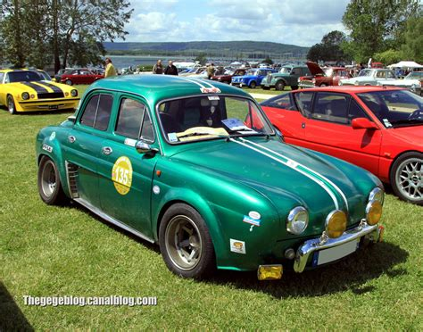 1962 Renault Gordini Information And Photos Momentcar