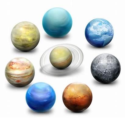 Solar Planets Planet System Icon Freepngimg Universe