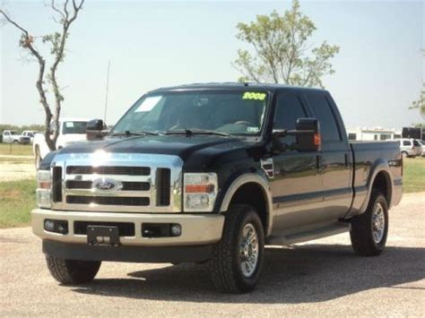 Buy Used 2008 Ford F-250 King Ranch 4x4, 6.4l Powerstroke