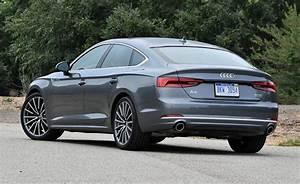 Audi A5 Sportback 2018 : short report 2018 audi a5 sportback ny daily news ~ Maxctalentgroup.com Avis de Voitures