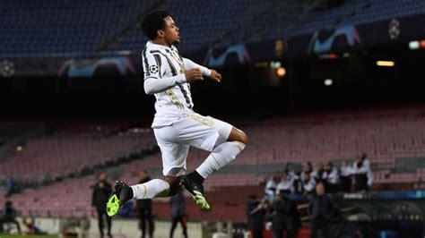 Mckennie Juventus Goal / Juventus Choose Weston Mckennie S ...