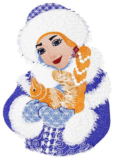 free embroidery design downloads snow maiden free embroidery design 5 free embroidery