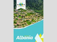 ISSUU Albanian Tourism travel brochure 201415 by