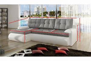 Petit Canapé D Angle Convertible : petit canap angle convertible ~ Teatrodelosmanantiales.com Idées de Décoration