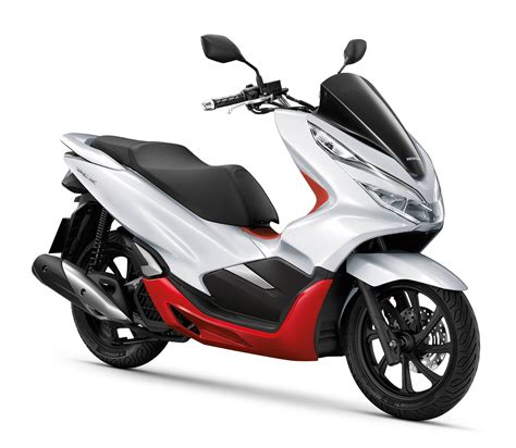 Pcx 2018 Thailand by Updated Honda Pcx For 2019 Motorcycles In Thailand