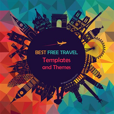 tourism website design free templates 15 best free travel templates and themes