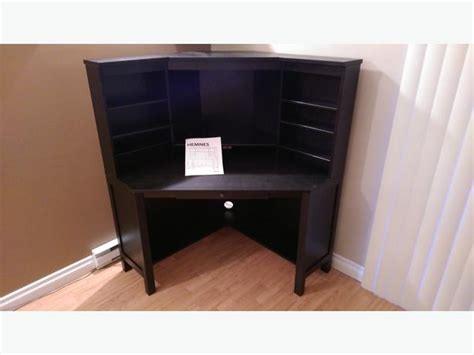 ikea hemnes corner work station west shore langford