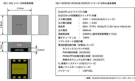 Micros Torex Help Desk by コイル一体型 Micro Dc Dcコンバータ 電源icのトレックス セミコンダクター Torex