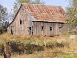 Old Barn Kansas