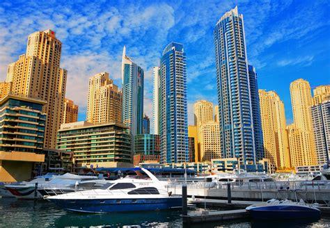 the Dubai marina...   Dubai Marina is a district in Dubai ...