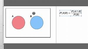 Venn Diagrams  Disjoint  And Independence