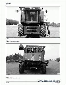 Massey Ferguson 9690    9790 Workshop Service Manual Download