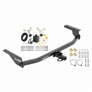 Trailer Tow Hitch For 2017 Hyundai Elantra Except Limited