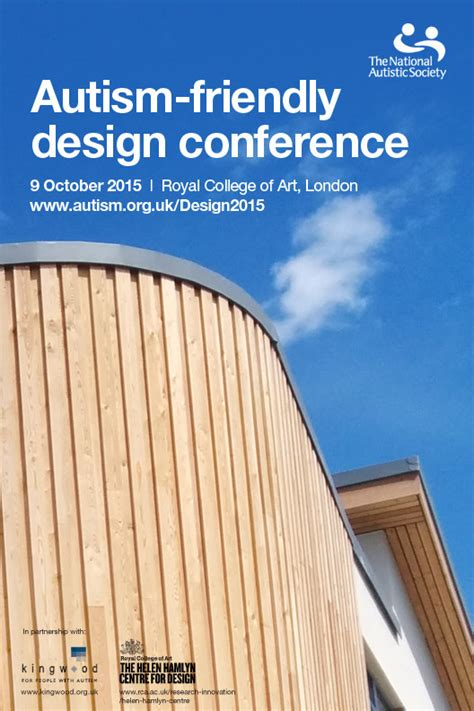 conference autism friendly design archdaily