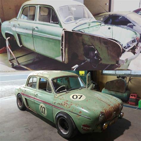 Garagista - Renault Dauphine Gordini rat rod 08 — Garagista
