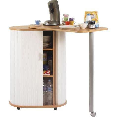 cdiscount buffet de cuisine table de cuisine et rangement hêtre blanc achat vente table de cuisine meuble de rangement
