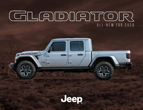 Freedom Chrysler Jeep Dodge Ram by 2020 Jeep Gladiator Cutter Chrysler Dodge Jeep Ram Fiat