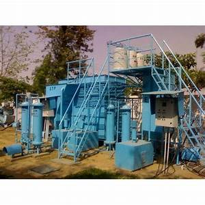 Manual Effluent Water Treatment Plant  Capacity  500 To