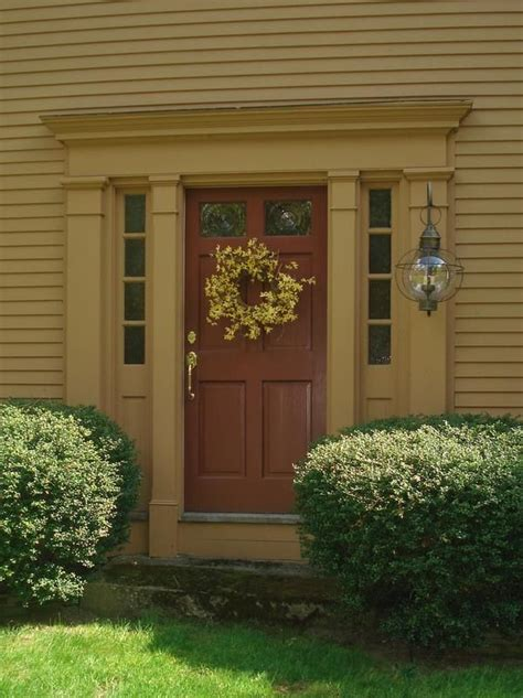 colonial front doors 25 best ideas about colonial front door on