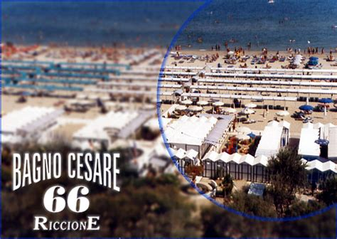 Spiaggia Di Riccione, Stabilimenti Balneari Riccione