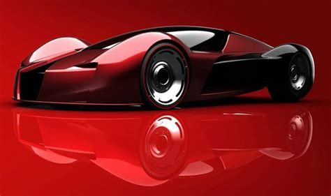 inceptor supercar study picture  car news