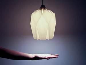 Abat Jour Origami : luminaire origami rock par inoow design journal du design ~ Teatrodelosmanantiales.com Idées de Décoration