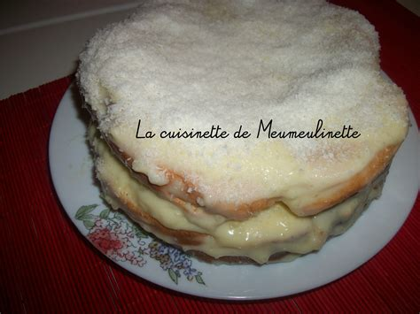 recette du gateau mont blanc antillais home baking for