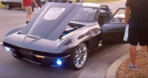zr  corvette stingray full octane garage