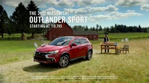 Mitsubishi Outlander Commercial Song by 2017 Mitsubishi Outlander Sport Tv Commercial Honey