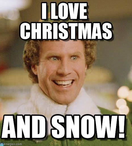 Christmas Funny Meme - i love christmas buddy the elf meme on memegen christmas memes pinterest elves meme and
