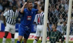 Former Birmingham and West Brom striker Geoff Horsfield ...