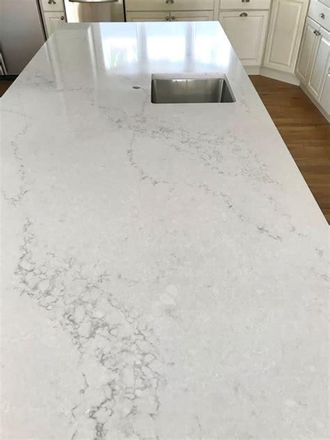 hanstone white quartz counter top kitchen review  city