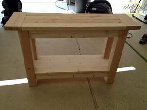 Woodwork Tv console table plans Plans PDF Download Free