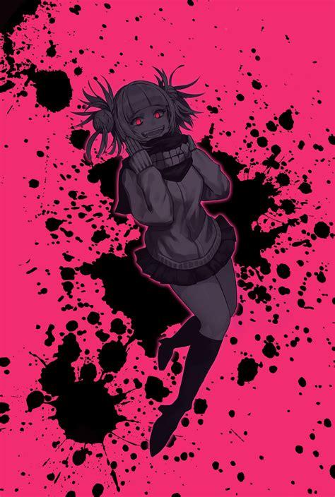 Boku No Hero Academia Himiko Toga Anime Anime