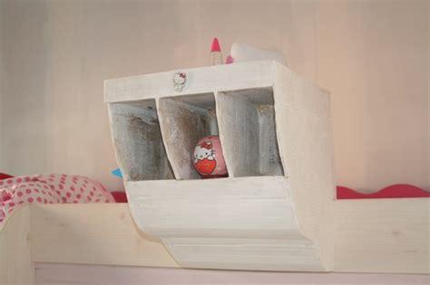 table de chevet pour lit mezzanine